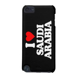 I LOVE SAUDI ARABIA iPod TOUCH 5G COVERS