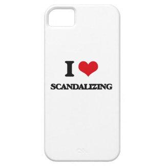 I Love Scandalizing iPhone 5 Covers