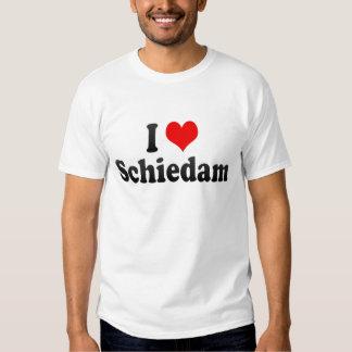 I Love Schiedam, Netherlands T Shirts