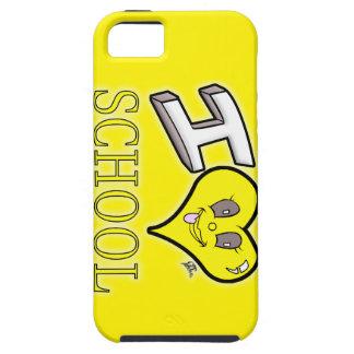 i love school yellow school bus edition iPhone 5 cover
