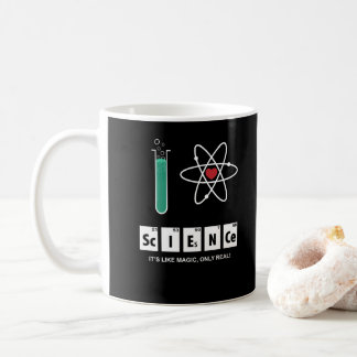 I Love Science - Mug