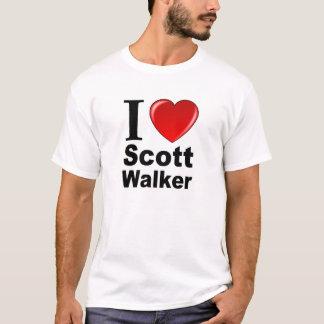 I Love Scott Walker T-Shirt