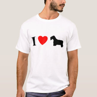 I Love Sealyham Terriers T-Shirt