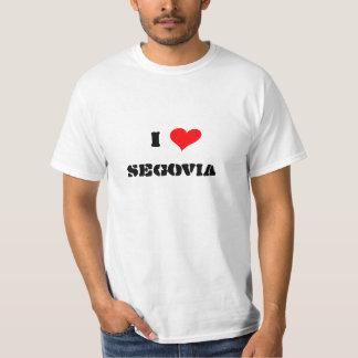 I Love Segovia T-Shirt