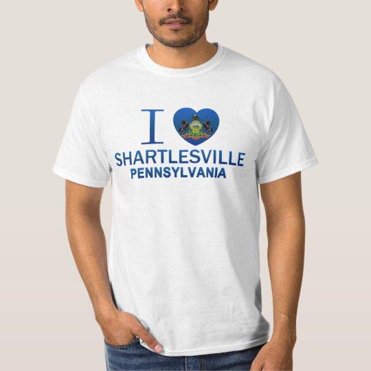 I Love Shartlesville, PA T-Shirt
