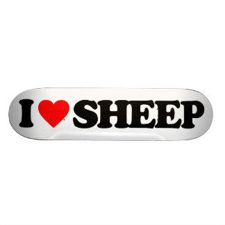 I LOVE SHEEP SKATEBOARDS