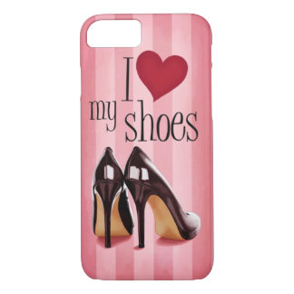 I love shoes iPhone 7 case