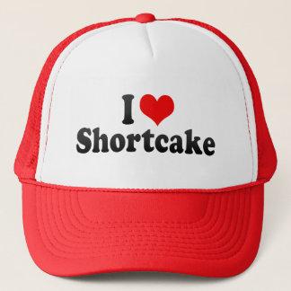 I Love Shortcake Trucker Hat