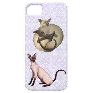 I Love Siamese Cats iPhone Case