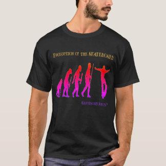 I love skateboard II T-Shirt