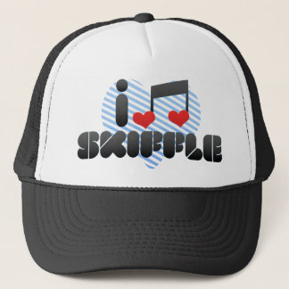 I Love Skiffle Trucker Hat