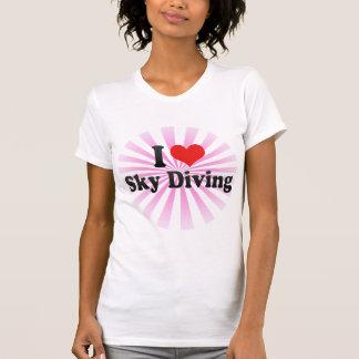 I Love Sky Diving T-Shirt
