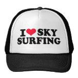 I love Sky surfing Hats