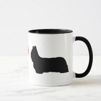 I Love Skye Terriers Mug