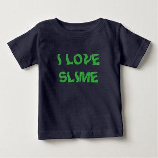 I LOVE SLIME T shirt