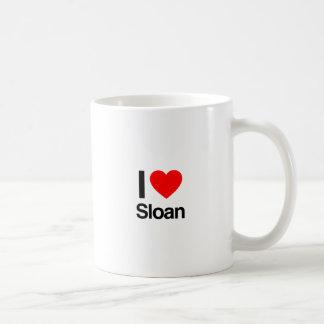 i love sloan coffee mug