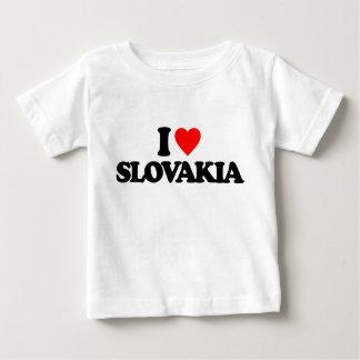 I LOVE SLOVAKIA BABY T-Shirt