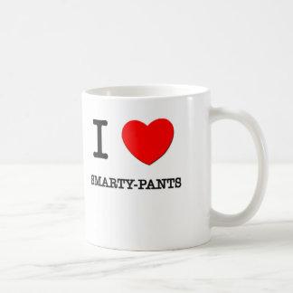 I Love Smarty-Pants Mug
