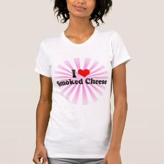 I Love Smoked Cheese Tshirt