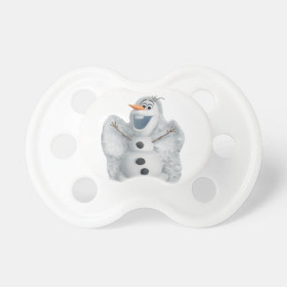 I Love Snow Baby Pacifier