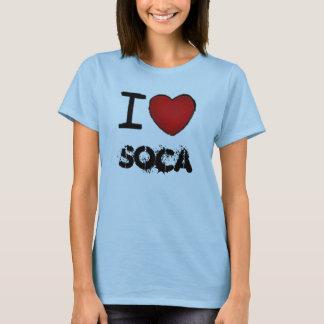 I love SOCA T-Shirt