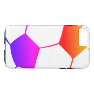 I LOVE SOCCER ( football ) iPhone 7 Plus Case