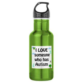 I love someone who has autism