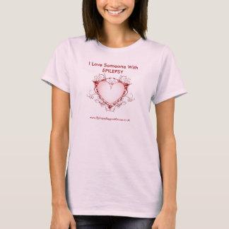 I Love Someone With EPILEPSY T-Shirt