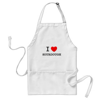 I Love Sourdough Standard Apron