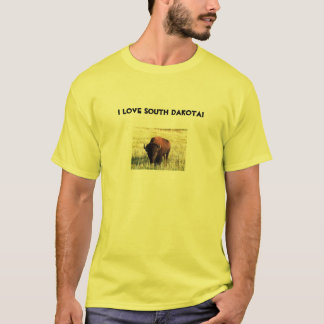 I love South Dakota! T-Shirt
