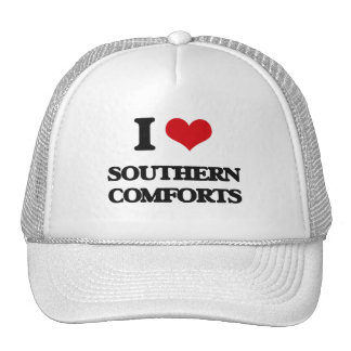 I love Southern Comforts Trucker Hat