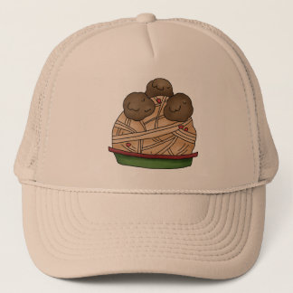 I Love Spaghetti Trucker Hat