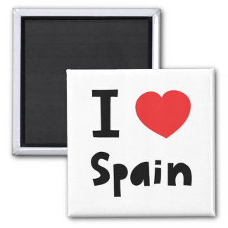 I love Spain Magnet