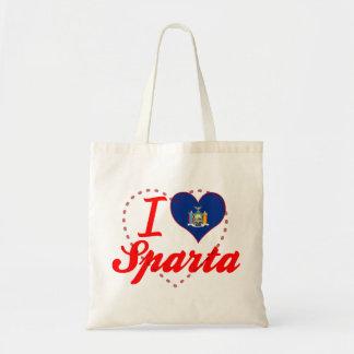 I Love Sparta, New York Bag