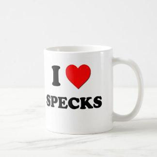 I love Specks Mug