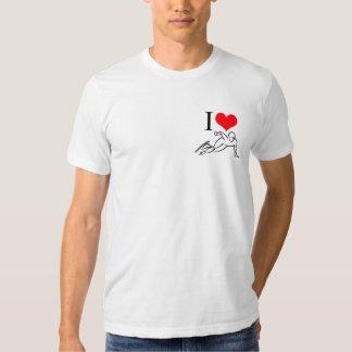 I Love Speed Skating (OMG!) Classic T-shirt
