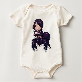I love spiders baby bodysuit