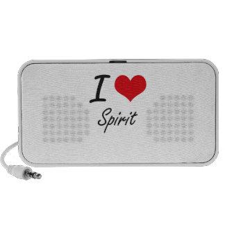 I love Spirit iPhone Speaker