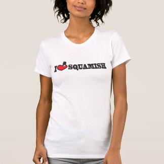 I Love Squamish T-Shirt