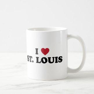 I Love St. Louis Missouri Coffee Mug