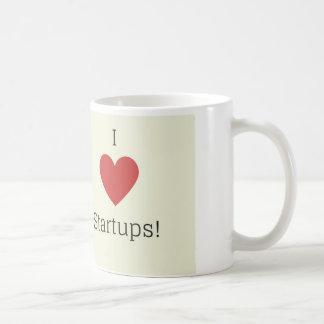 I Love Startups Mug