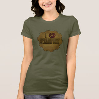 I love Steampunk T-Shirt