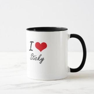 I love Sticky Mug