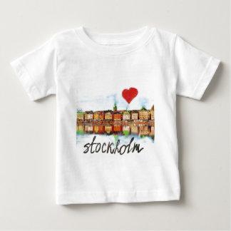 I love Stockholm Baby T-Shirt