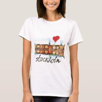 I love Stockholm T-Shirt