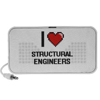 I love Structural Engineers Travelling Speakers