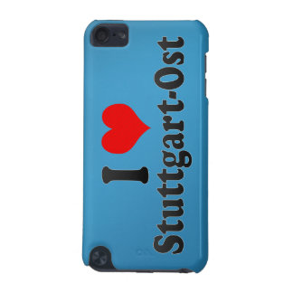 I Love Stuttgart-Ost, Germany iPod Touch (5th Generation) Case