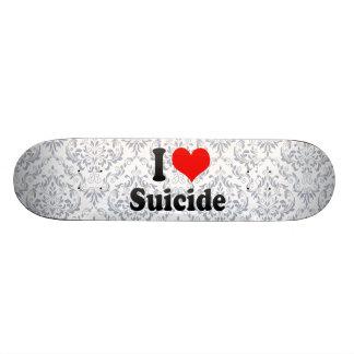 I love Suicide Skateboard Decks