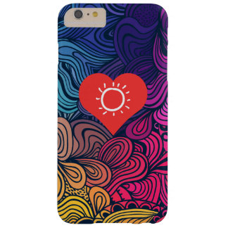 I Love Sunburns Barely There iPhone 6 Plus Case