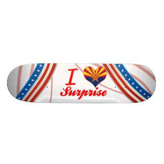 I Love Surprise, Arizona Skate Board Decks